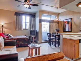 Appealing Breckenridge Studio Ski-in - RE102
