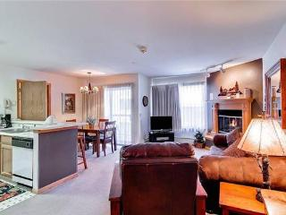 Comfortably Furnished Breckenridge 1 Bedroom Ski-in - RE221