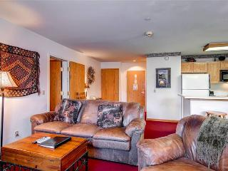 Comfortably Furnished Breckenridge 2 Bedroom Ski-in - RE225