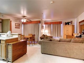 Perfectly Priced Breckenridge 1 Bedroom Ski-in - RW103
