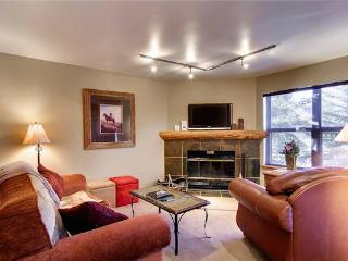 Charming Breckenridge 1 Bedroom Ski-in - RW302