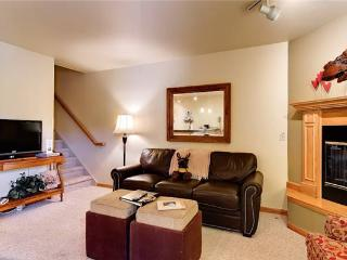 Inviting Breckenridge 2 Bedroom Ski-in - RW314