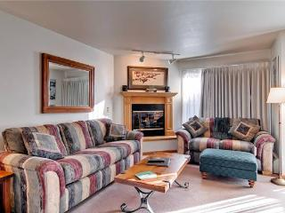 Invitingly Furnished Breckenridge 1 Bedroom Ski-in - RW321