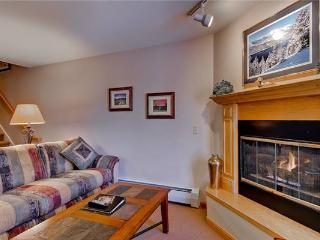 Invitingly Furnished Breckenridge 1 Bedroom Ski-in - RW325