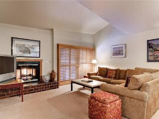 Charming Breckenridge 2 Bedroom Ski-in - S2128