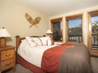 Inviting Breckenridge 1 Bedroom Ski-in - TA6