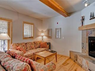 Lovely Breckenridge 2 Bedroom Ski-in - TWA1