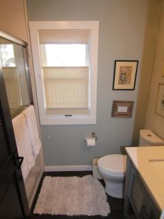 Guest apartment ensuite bathroom