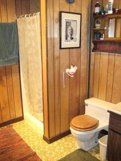 2nd Upstairs Bathroom.