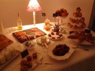 our breakfast buffet