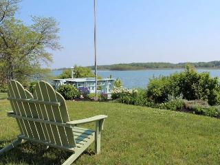 Waterfront North Fork Sunny Home, Southold