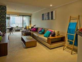Darling Harbour Getaway 2 Bedroom ,amazing views, Sídney