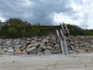 stairs o beach