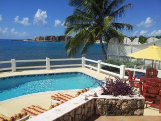 La Casita Villa -  Oceanfront Vacation Rental, Saint-Martin