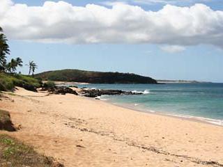 Kepuhi Beach in summer time