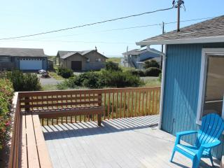 New oceanview deck