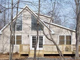 Newer Pet Friendly Chalet-Close 2 Skiing! WIFI-Game Area-Fireplace-2 Decks-NICE!