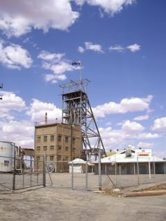 The old South mine