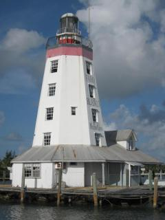 Faro Blanco Lighthouse