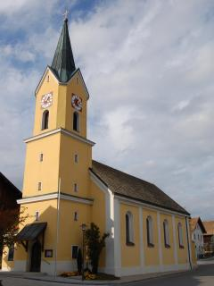 Kirche in Zandt