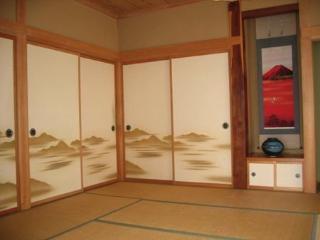 Hakuba Holiday House Japanese room