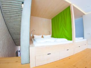 LLAG Luxury Vacation Apartment in Bernau am Chiemsee - 538 sqft, comfortable, balcony with view (# 3954)