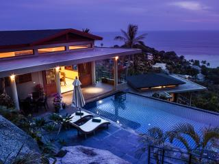 Divine 1 Bed Villa with Panoramic Ocean Views, Koh Samui
