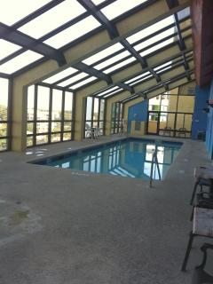 7th Floor Indoor Pool