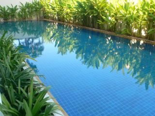 Condominium  with direct Pool access