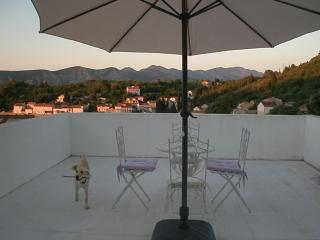 Terrace 35 m2