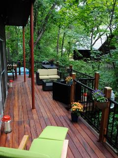 Deck - outside living
