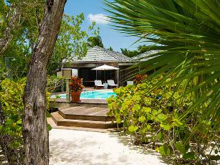 Turks And Caicos Villa 39 Complete With Its Own Private Steam Room And Has Views Towards The Island's Wetlands And Ocean Beyond., Parrot Cay