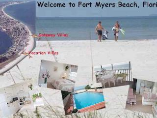 VacationVilla131 FortMyersBch luxury 2Bd/Bth condo
