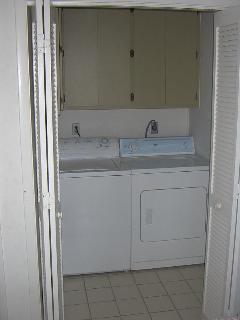 Washer / dryer in Condo
