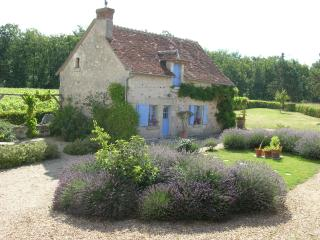 The Cottage - a lovely, tranquil Loire Valley Gite, Le Grand-Pressigny