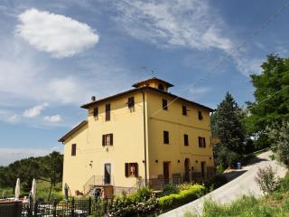 A nest in the heart of Tuscany
