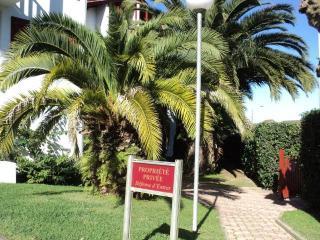 Appartement Dans Belle  Residence Avec Des Palmiers Pres De La Plage, Hendaye