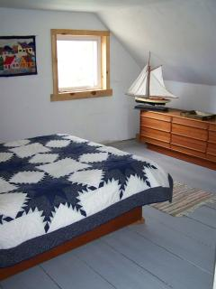One of 3 comfortable bedrooms