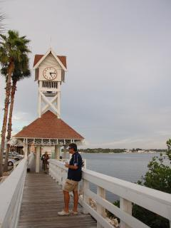 Walk to Historic Fishing Pier