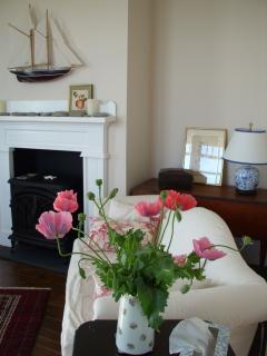 Living room still life