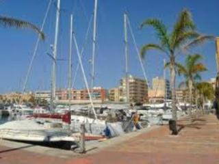 The marina at Puerto de Mazarron