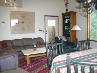 3 BR Light & Airy Slopeside Condo in Charming Telluride Town