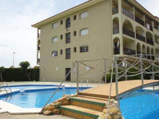 Apartamento en  L´Estartit equipado,cerca de playa, L'Estartit