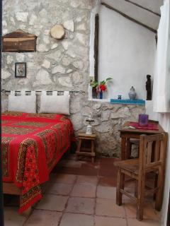 Room #2 at Casitas Kinsol Guest House -