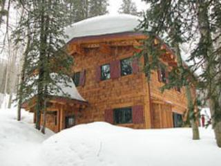 Aspens - Elegant log home ski from slopes