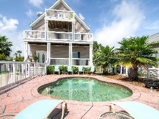 Afternoon Delight- 6BR-PRIVPool-Walk2Bch*10%OFF April1-May26*, Destin