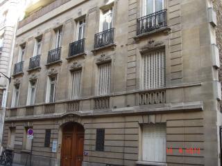 Victor Hugo Apartment in Paris