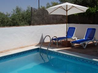 Andalucian Casita with private swimming pool, Iznajar