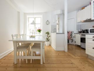 Family Friendly Apartment in Best Part of Town, Kopenhagen