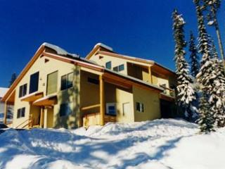 The Bellevarde Chalet Unit C at Big White Resort